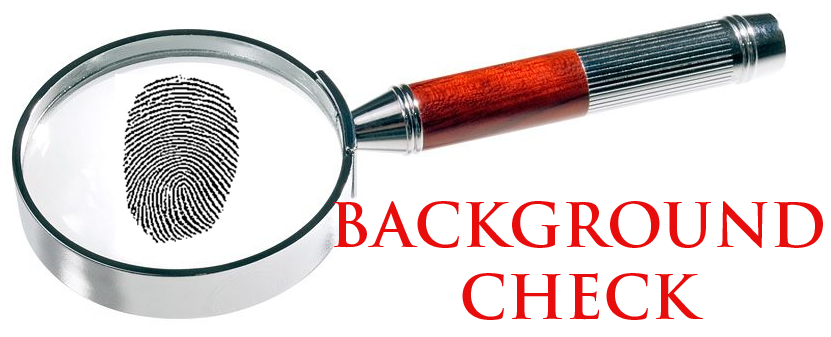 Self-background Checks Can Detect Errors